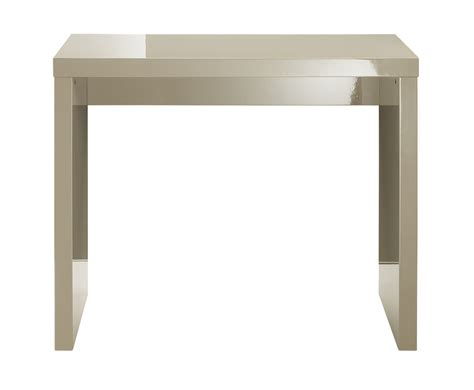 High Console Table with Puro High Gloss Console Table