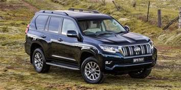 Toyota Prado 2018 Toyota Landcruiser Prado Revealed Here In November