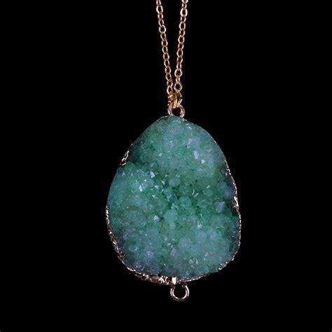 quartz healing point chakra bead gemstone
