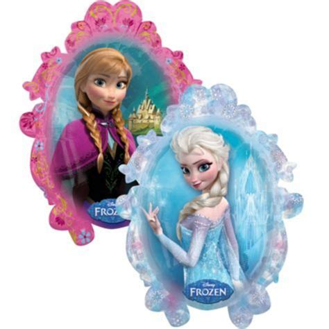 foil frozen balloon  party city frozen birthday party ideas pinterest frozen