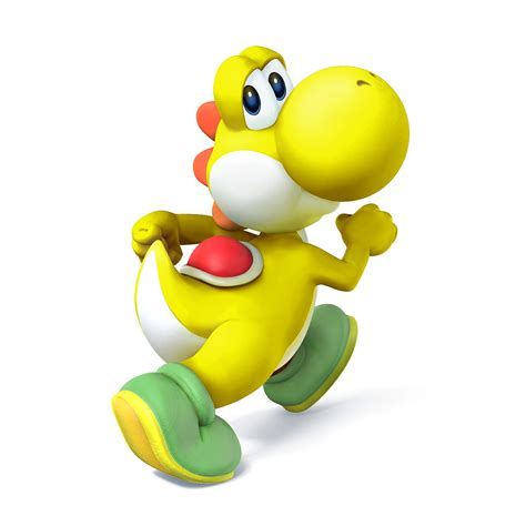 Yoshi Hq smash bros 4 high resolution artwork 1 36 out of 72 image gallery