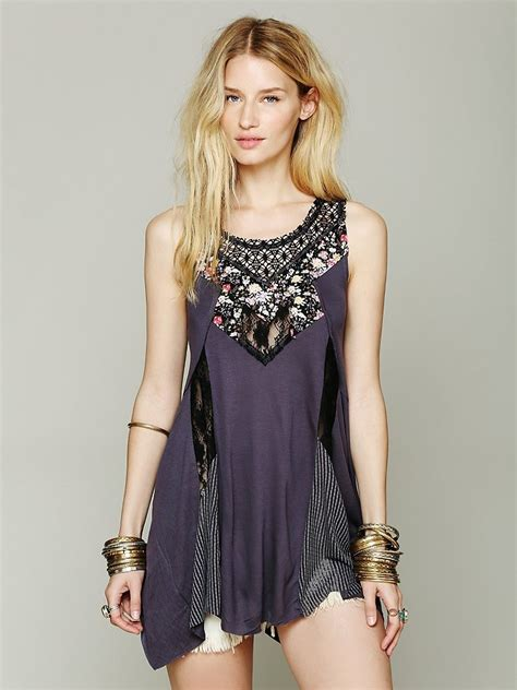 Fashion Freepeople by Free Blown Away Tunic At Free Clothing