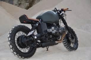 Bmw Scrambler Motorcycle Bmw R80 Scrambler By The Bike Maker Bikebound
