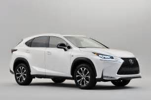 I Lexus Lexus Nx The About Cars