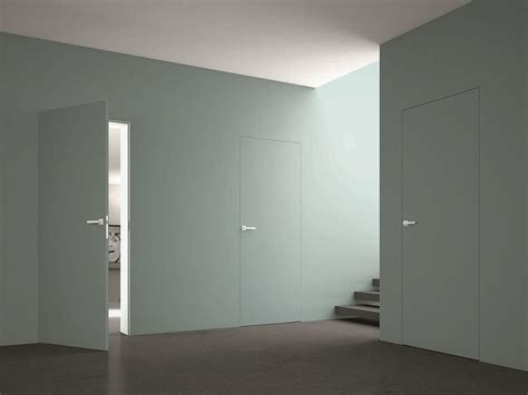 porte a filo muro porta a battente a filo muro filomuro zero porta a filo