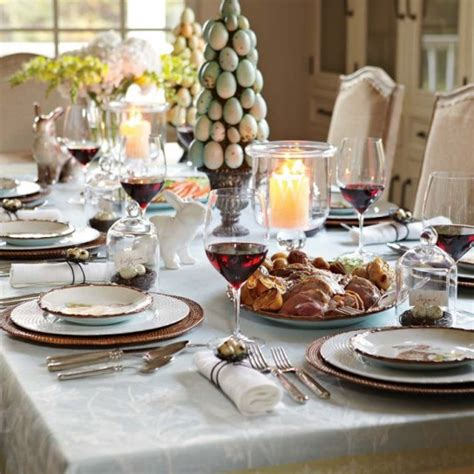 elegant dinner tables pics weekend entertaining elegant easter dinner williams