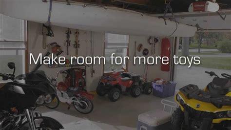 Push Mower Garage Storage Ideas Lawn Mower Storage Made Easy With Briggs Stratton S Mow