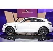 2014 Infiniti FX 35  Top Auto Magazine
