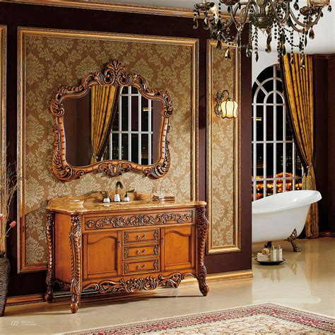 china environmental home decor holding solid wood picture canada hot sale luxury traditional solid wood bathroom