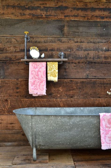 galvanized bathroom pin by sunny simple life simple living everyday on