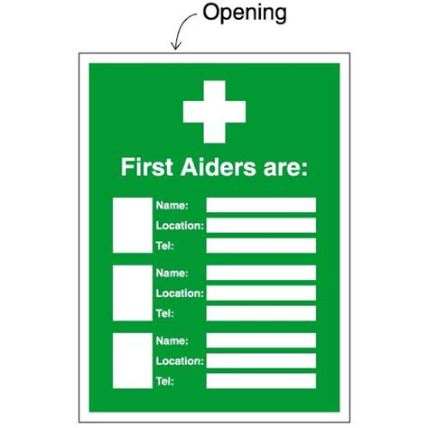 aid template aid updatesign holders puresafety