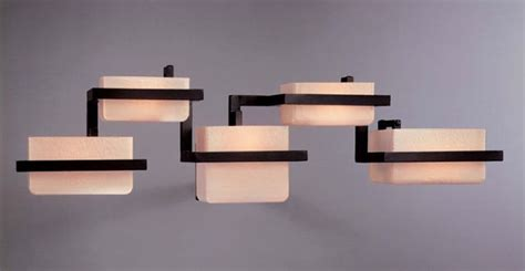 Japanese Bathroom Lighting Minka George Kovacs P375 615b Five Light Bronze Wall Light Asian Bathroom Vanity Lighting
