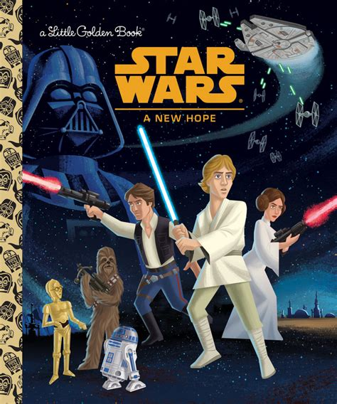 libro star wars the last random house launching new line of star wars golden books the escapist