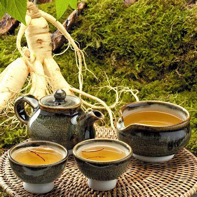 Teh Ginseng 12 jenis teh yang boleh membantu anda melawan penyakit