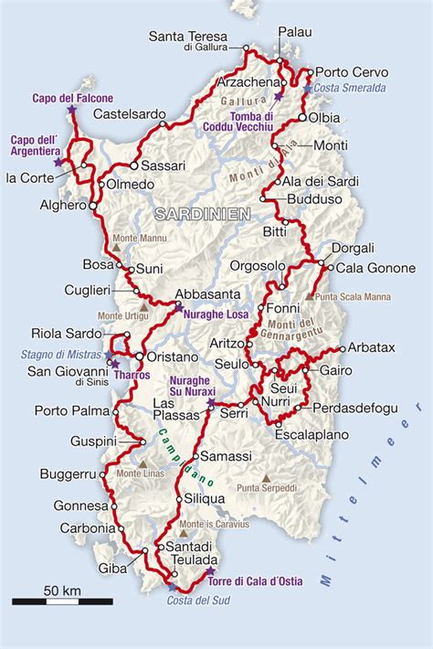 Motorradtouren Wetter by Reiseinfos Reiseberichte Sardinien Mit Dem Motorrad