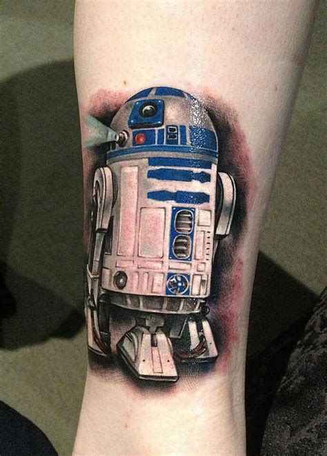 r2d2 tattoo r2d2 by benjamin laukis tattoos book television