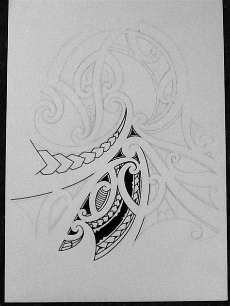 sleeve tattoo design template shoulder sleeve tatou in maori kirituhi style