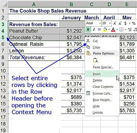 Smart Shortcut To Grammar Soft Cover add and delete rows and columns in excel