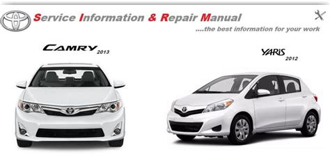13 best images about toyota service repair manuals on ignition system entertainment toyota yaris 2010 2011 20121 workshop repair service manual toyota yaris 2010 2011 2012 gsic