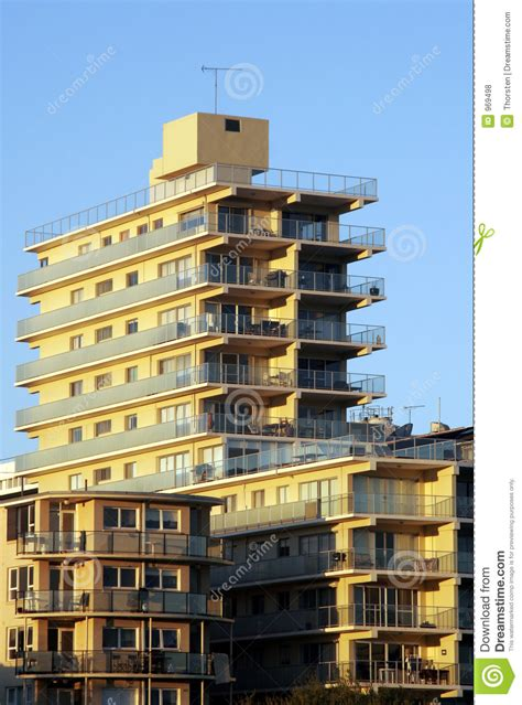 urban appartments urban apartment building royalty free stock photos image