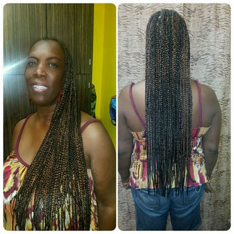 multi colored braids multi colored box braids yelp