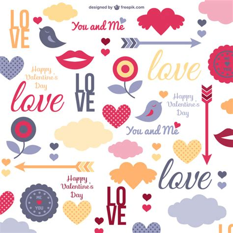 love pattern image love pattern vector free download