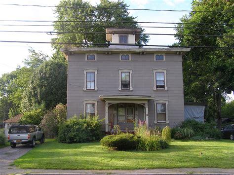 italianate style homes my central new york italianate style houses on syracuse s