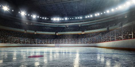 Hockey Wall Mural wallpaper hockey arena wall mural sport happywall