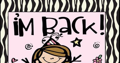 I M Back brown eyed i m back