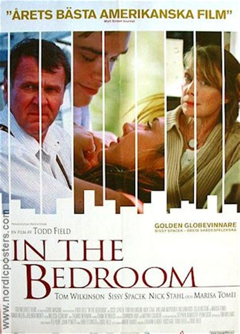 movies like in the bedroom in the bedroom poster 2001 sissy spacek original