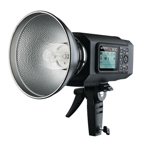 Godox Witstro Ad600 Ttl All In One Outdoor Strobe Flash Strobe Light Outdoor