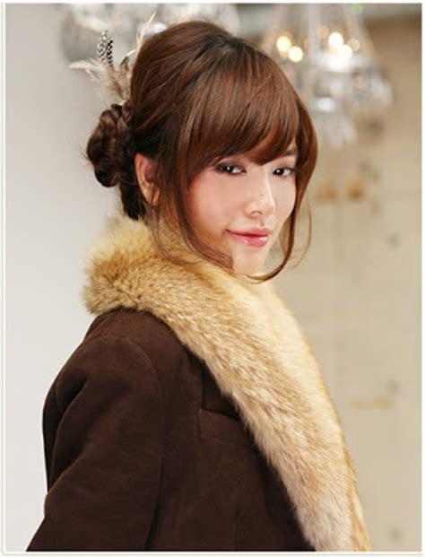quick and easy korean hairstyles korean braid hairstyles diy picture tutorial zibees