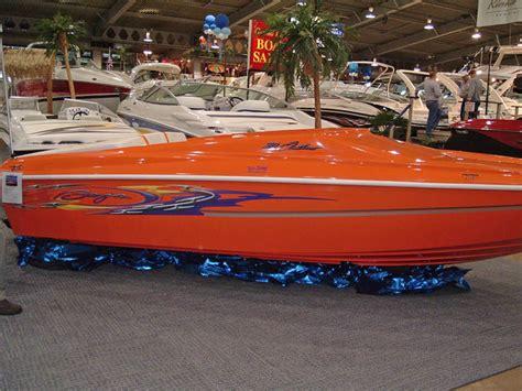 tulsa boat show baja boat at the 2006 tulsa boat show
