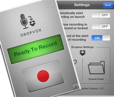 secret voice recorder apps  ipad  iphone web cool tips