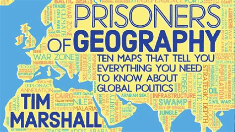 libro the revenge of geography prigionieri della geografia