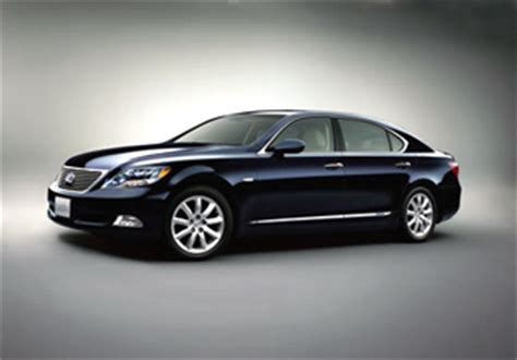 Expensive Ls by Most Expensive Hybrid Car Lexus Ls600h And Ls600hl