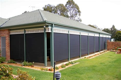 Aluminum Roll Up Awnings by Tamworth Blinds And Awnings Plantation Shutters Tamworth