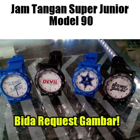 Kaos I Made By Order Request jam tangan junior bisa request gambar 9motion shop