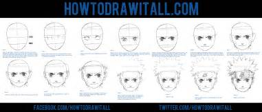 How to draw naruto uzumaki by howtodrawitall on deviantart