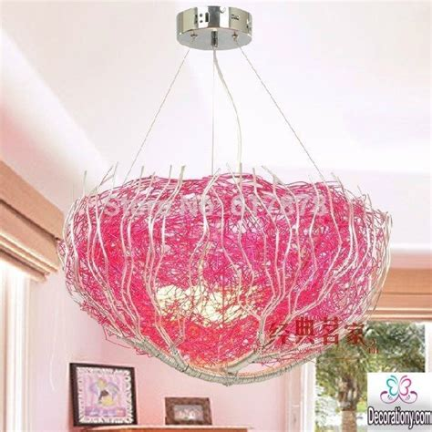 pink chandelier for room 20 fluffy pink chandelier for room