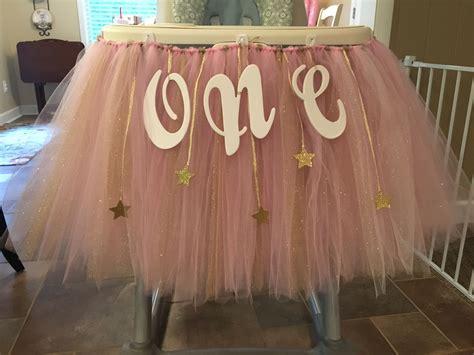 diy baby shower chair decorations diy twinkle twinkle 1st birthday highchair