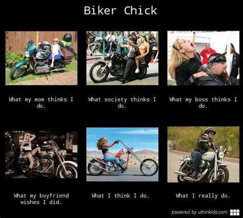 Biker Chick Meme - 327 best images about this biker chick s life on pinterest