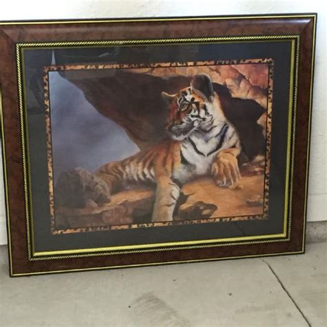 home interior tiger picture find more home interior tiger picture reduced 20 for