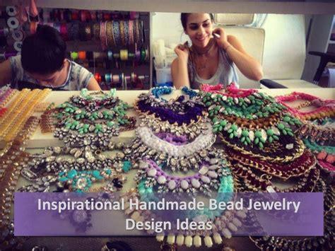Inspirational Handmade Bead Jewelry Design Ideas