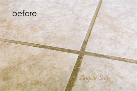 Grout Cleaning Tips The Best Kept Secret To Cleaning Tile And Grout Angela Says