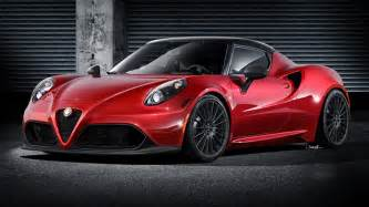 Alfa Romeo 4c This Is The Alfa Romeo 4c Rs Top Gear
