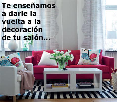 salones con muebles de ikea sal 243 n decorado con muebles de ikea
