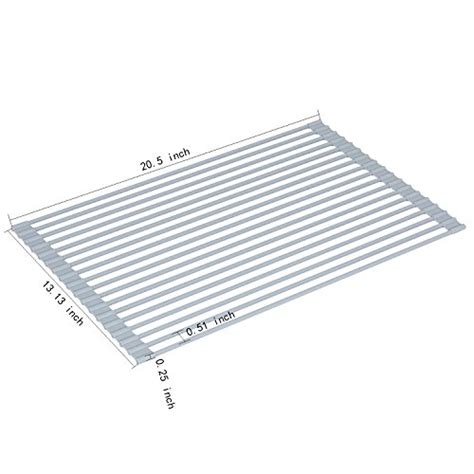 Silicone Cooling Rack by From U S A Geyueya Home Stainless Steel Silicone The