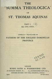 the summa theologica of st thomas aquinas vol 2 first part third number qq xc cxiv classic reprint aquinas ethicus or the moral teaching of st thomas a