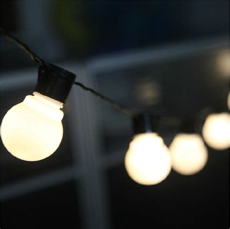 Round Led Lights String With Connector Free Shipping Why Led Lights